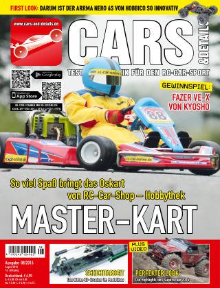 CARS & Details 08/2016