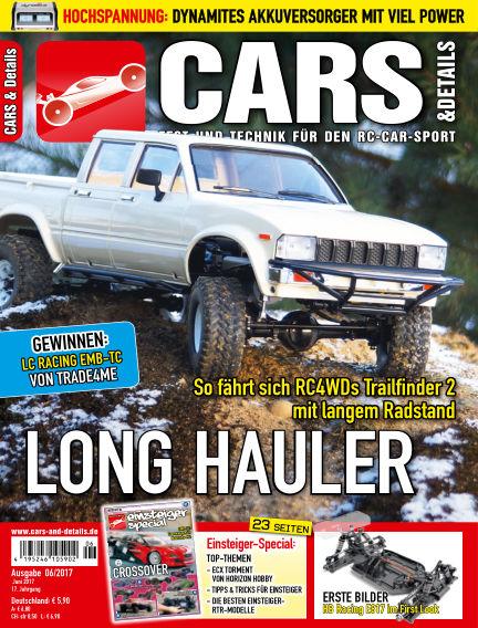 CARS & Details April 21, 2017 00:00