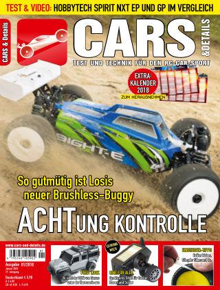 CARS & Details 01/2018