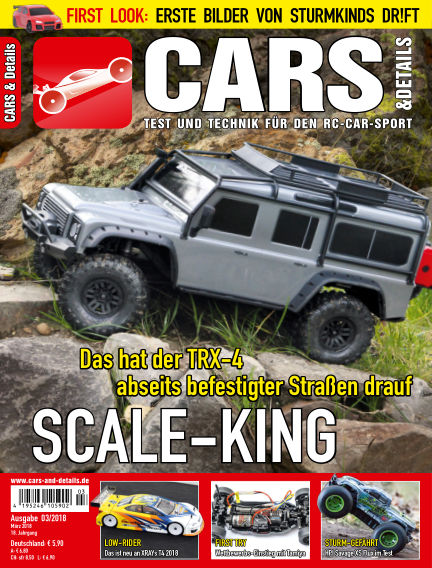 CARS & Details January 26, 2018 00:00