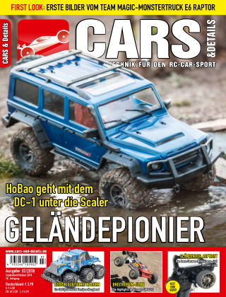 CARS & Details 07/2018