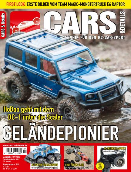 CARS & Details September 04, 2018 00:00
