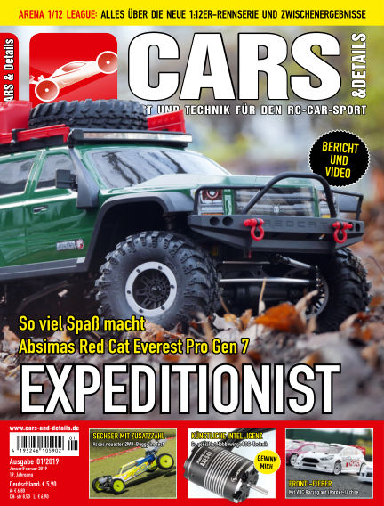 CARS & Details January 08, 2019 00:00