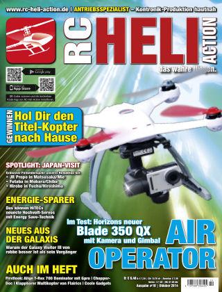 RC-Heli-Action (eingestellt) 10/2014