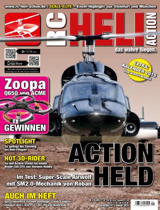 RC-Heli-Action (eingestellt) 01/2015