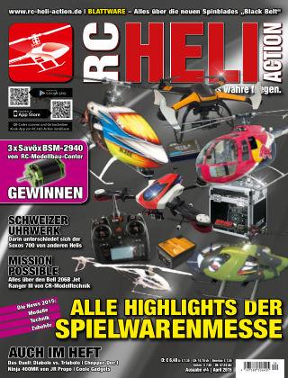 RC-Heli-Action (eingestellt) 04/2015