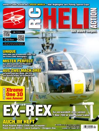 RC-Heli-Action (eingestellt)  08/2015