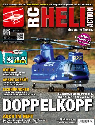 RC-Heli-Action (eingestellt) 01/2016