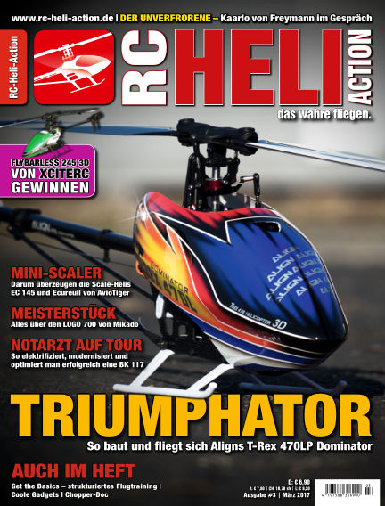 RC-Heli-Action