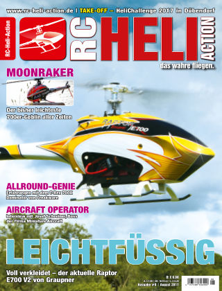 RC-Heli-Action (eingestellt) 08/2017