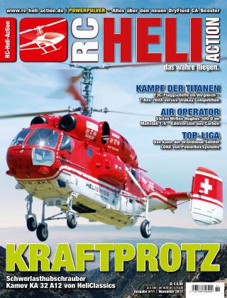 RC-Heli-Action (eingestellt) 11/2017