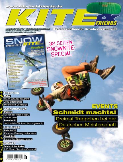 KITE & friends (eingestellt) October 27, 2014 00:00
