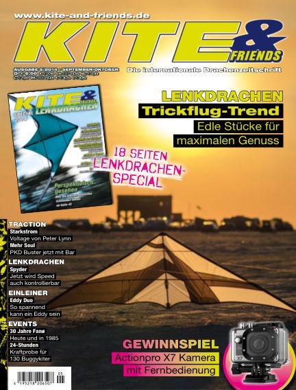 KITE & friends (eingestellt) August 19, 2014 00:00