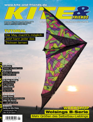 KITE & friends 01/2015