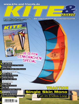 KITE & friends 05/2015