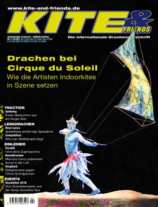 KITE & friends (eingestellt) 02/2016