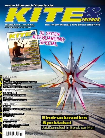 KITE & friends (eingestellt) June 17, 2016 00:00