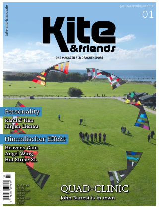 KITE & friends 01/2018