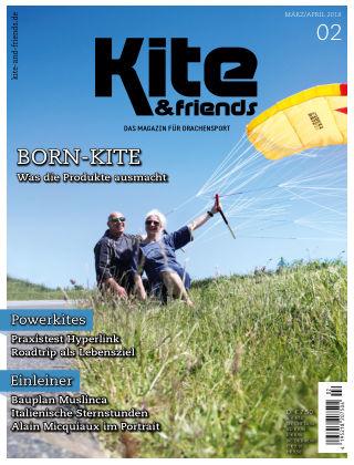KITE & friends (eingestellt) 02/2018