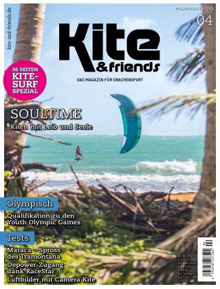 KITE & friends (eingestellt) 04/2018
