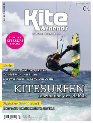 KITE & friends 04/2019