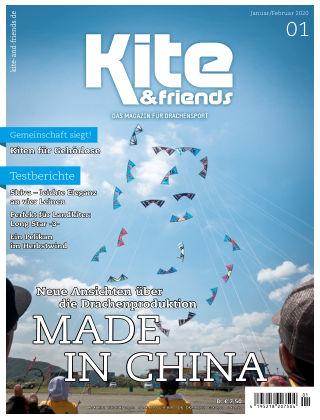 KITE & friends (eingestellt) 01/2020