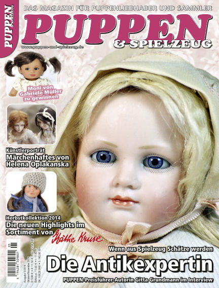 PUPPEN & Spielzeug (eingestellt) September 10, 2014 00:00
