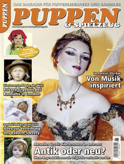 PUPPEN & Spielzeug (eingestellt) October 27, 2014 00:00