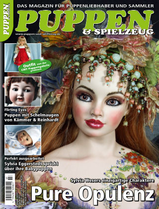 PUPPEN & Spielzeug (eingestellt)  03/2015