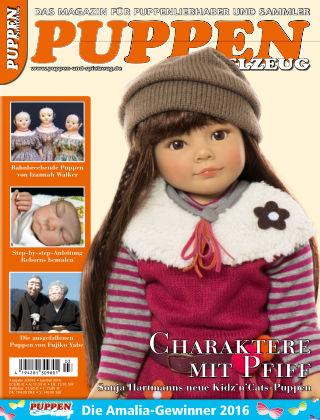 PUPPEN & Spielzeug (eingestellt) 03/2016