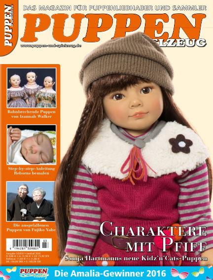 PUPPEN & Spielzeug (eingestellt) April 29, 2016 00:00