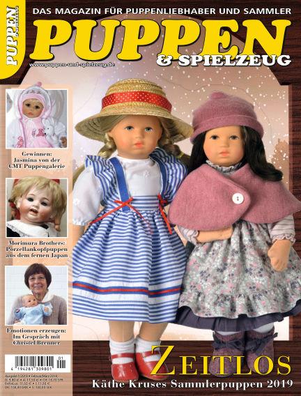 PUPPEN & Spielzeug January 04, 2019 00:00