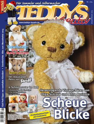 TEDDYS kreativ 01/2015