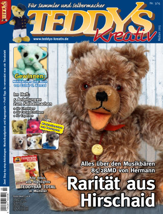 TEDDYS kreativ 03/2015