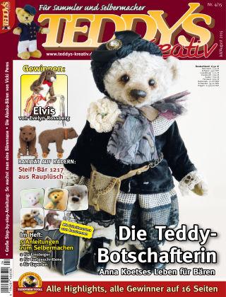 TEDDYS kreativ 04/2015