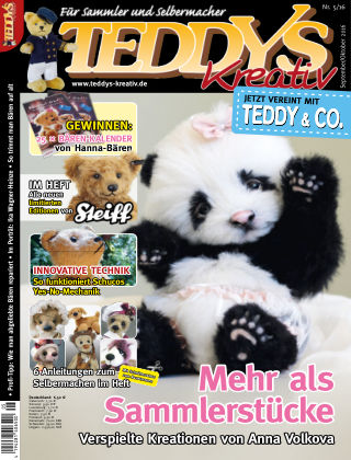 TEDDYS kreativ 05/2016