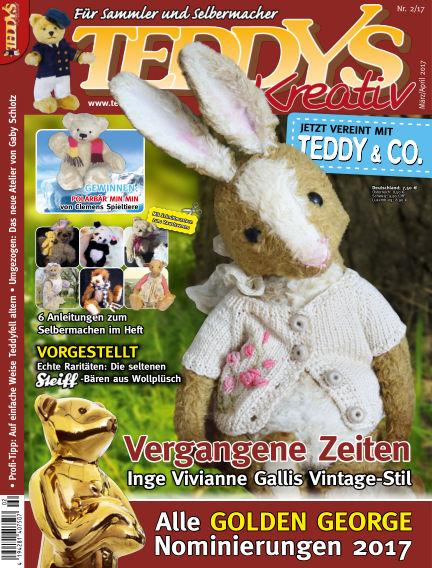 TEDDYS kreativ February 03, 2017 00:00