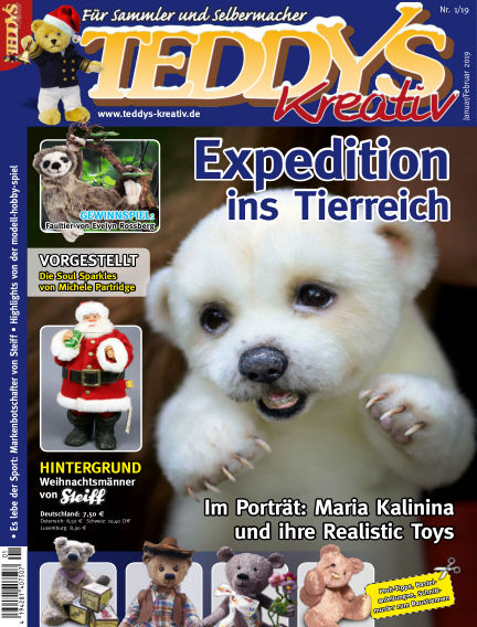 TEDDYS kreativ December 12, 2018 00:00