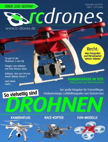 Drones November 27, 2015 00:00