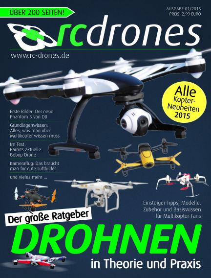 Drones June 12, 2015 00:00