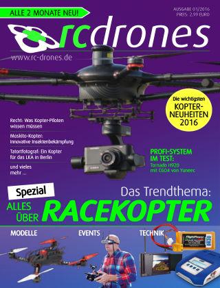 Drones 01/2016