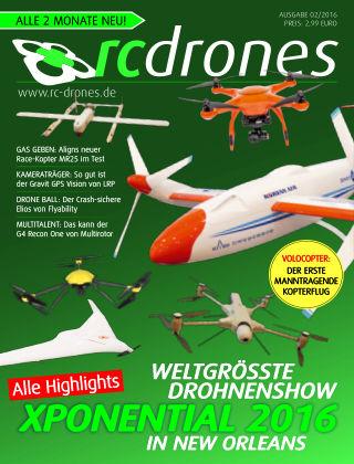Drones 02/2016