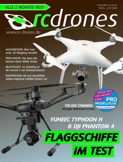 Drones July 19, 2016 00:00