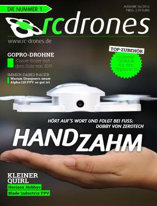 Drones 06/2016