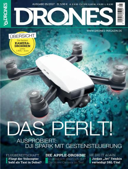 Drones August 18, 2017 00:00