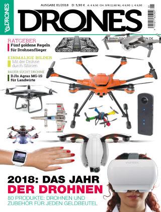 Drones 01/2018