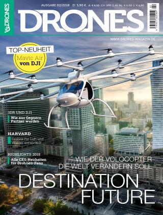 Drones 02/2018