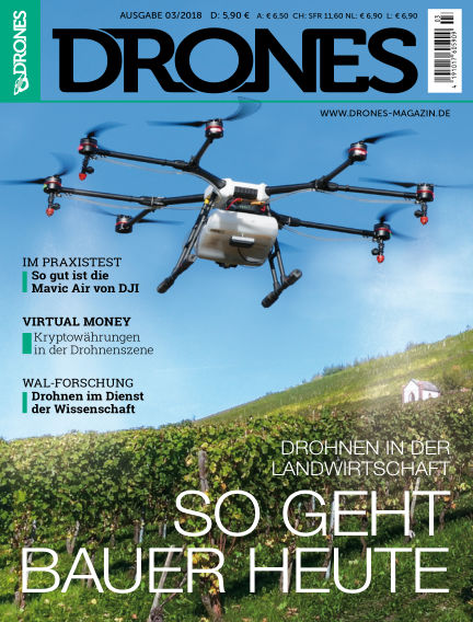 Drones April 26, 2018 00:00