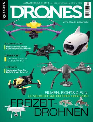 Drones 04/2018