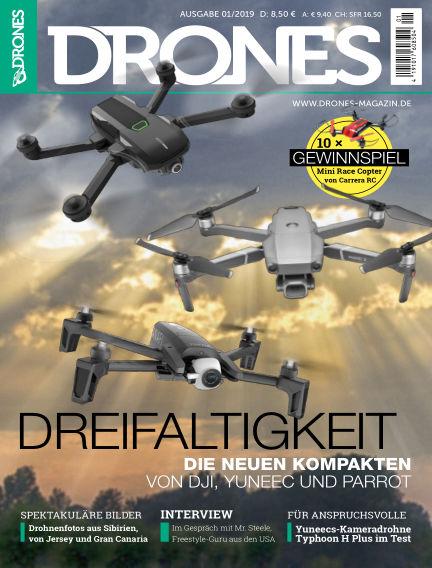 Drones October 18, 2018 00:00